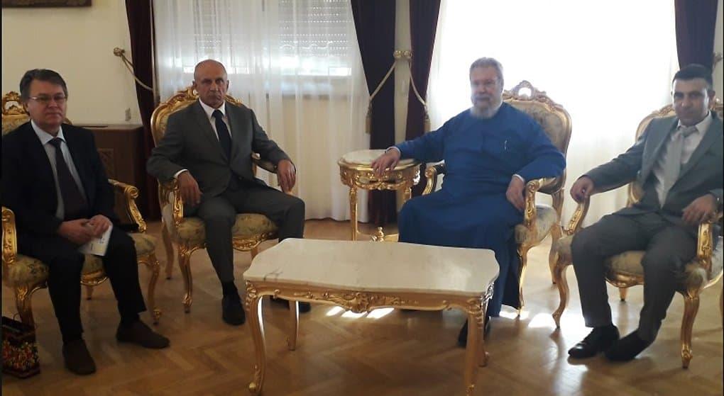 Кипрская Церковь готова стать посредником в урегулировании церковного вопроса на Украине