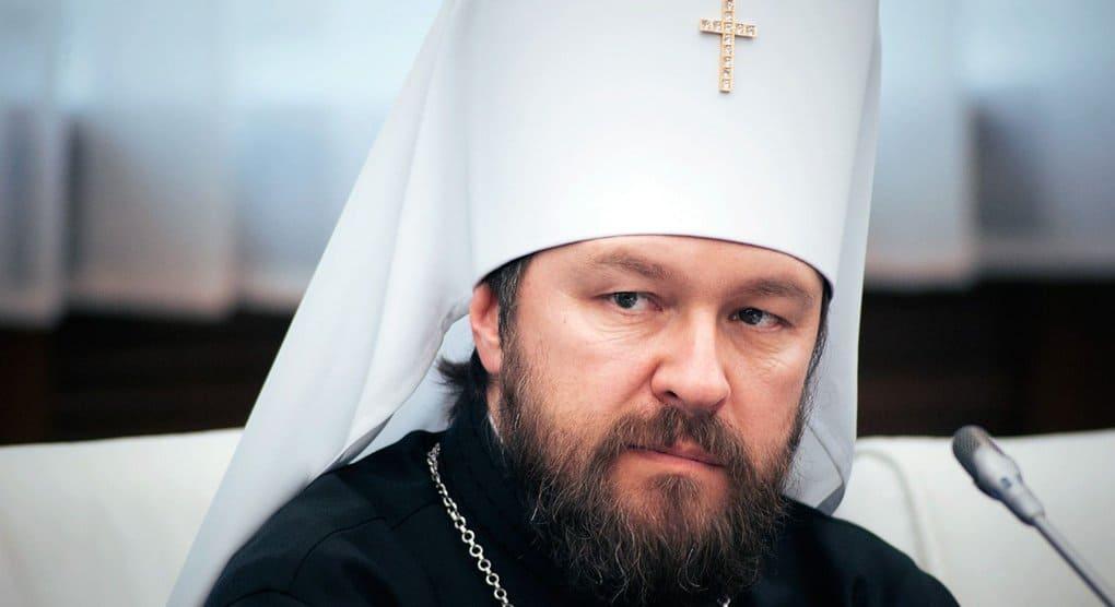 Ни одна Поместная Церковь не поддержала действия Константинополя на Украине, - митрополит Иларион
