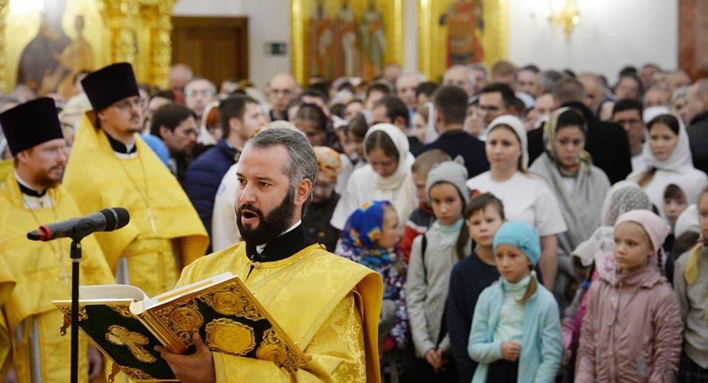 Патриарх Кирилл предложил читать на русском сложные богослужебные тексты в тех храмах, где к этому готовы