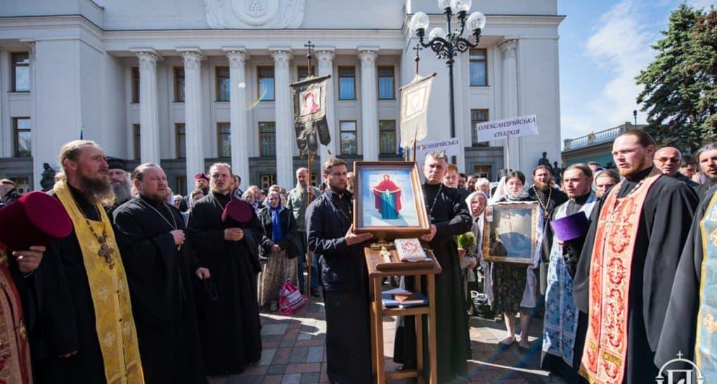 Белорусская Церковь призвала верующих молиться о вразумлении провоцирующих новый раскол на Украине