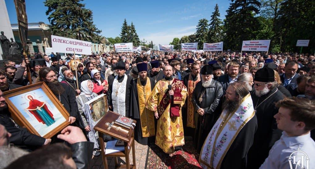 Предстоятели Александрийской и Польской Православных Церквей призвали не допустить церковного конфликта на Украине