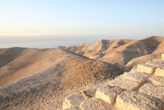 Пейзаж, который видел Иоанн Предтеча перед смертью: 5 фотографий
