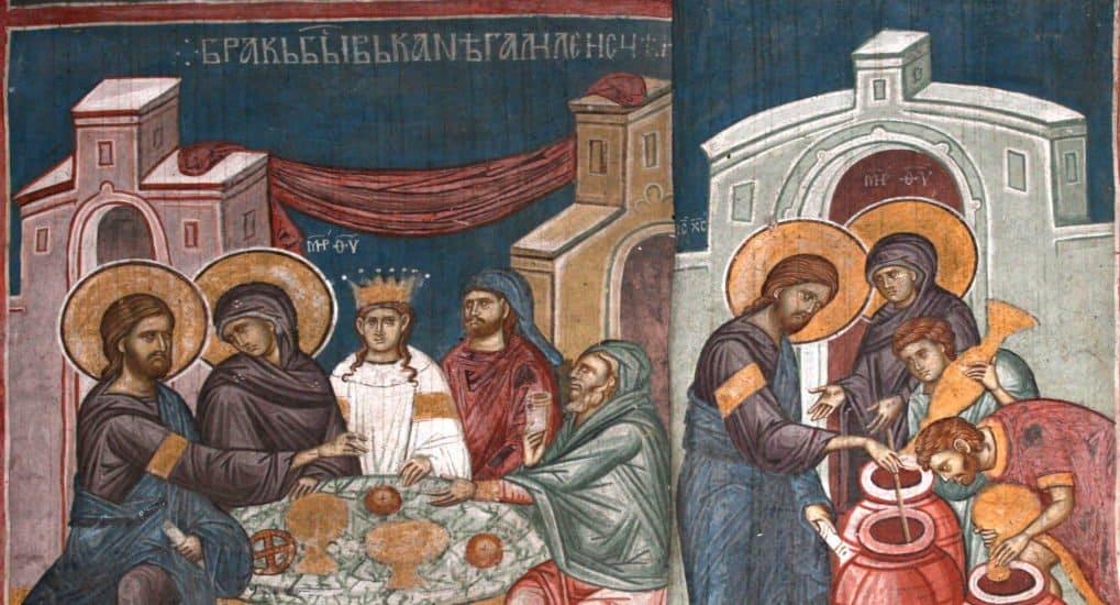 Какой назидательный урок христианин может вынести из притчи о браке в Кане Галилейской?