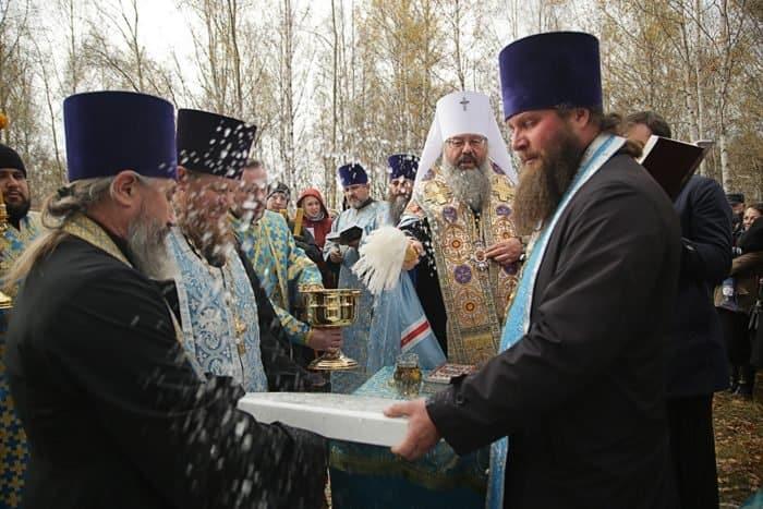 На Урале возведут новый храм во имя святого страстотерпца Евгения Боткина