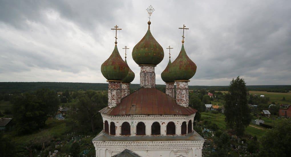 Список всех аварийных храмов рассмотрит Высший Церковный Совет