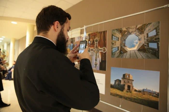 Открылась выставка фотографа