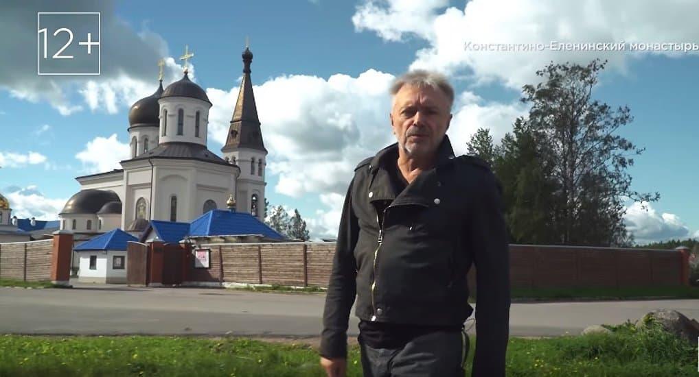 Константин Кинчев рассказал о самом молодом женском монастыре Петербурга