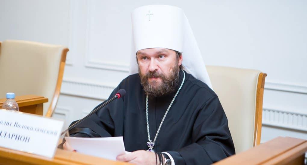 Целый ряд греческих архиереев против признания «автокефалии» украинских раскольников, – митрополит Иларион