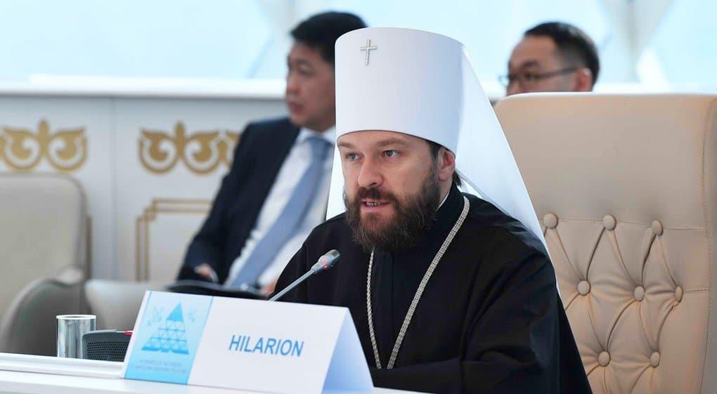 Митрополит Иларион призвал Константинополь отказаться от «объединительного Собора»