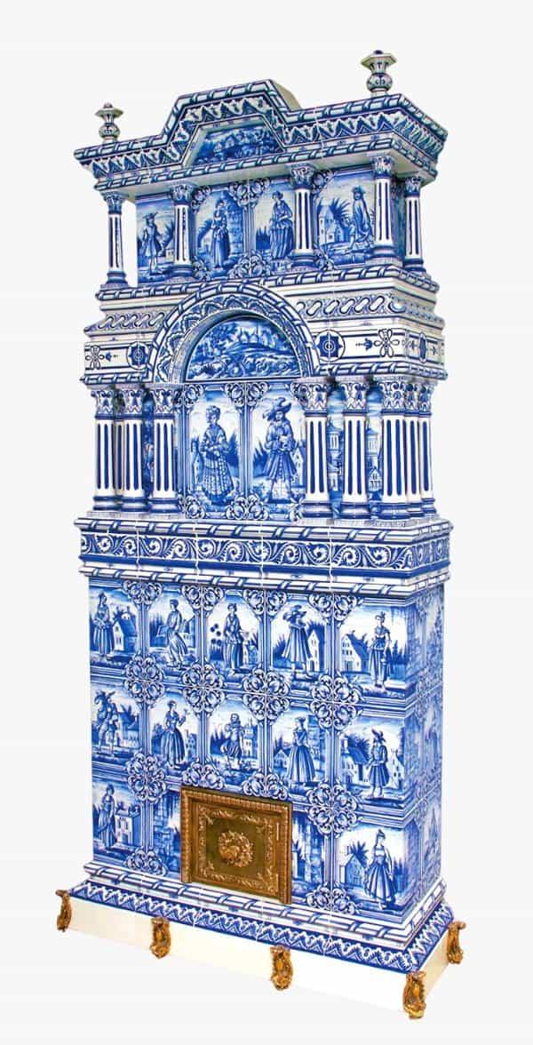 5 октября в Петербурге откроется первый в России музей архитектурной художественной керамики