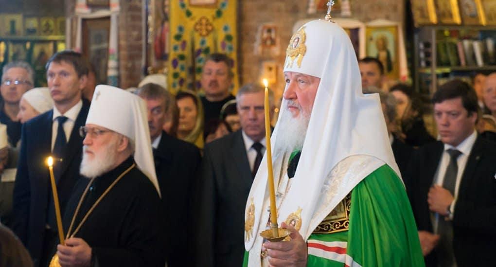 Патриарх рассказал, что его крестили в честь дяди, погибшего при защите Брестской крепости