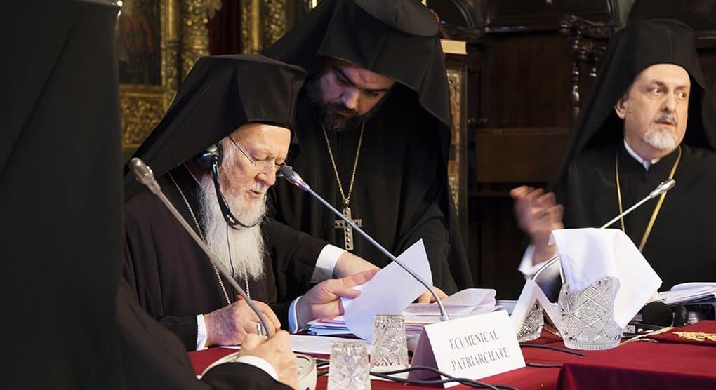 События на Украине показывают нежизнеспособность структуры, созданной Константинополем, – митрополит Иларион