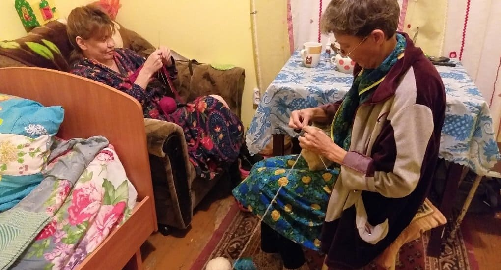 Прихожанка архангельского храма устроила в квартире приют для бездомных женщин
