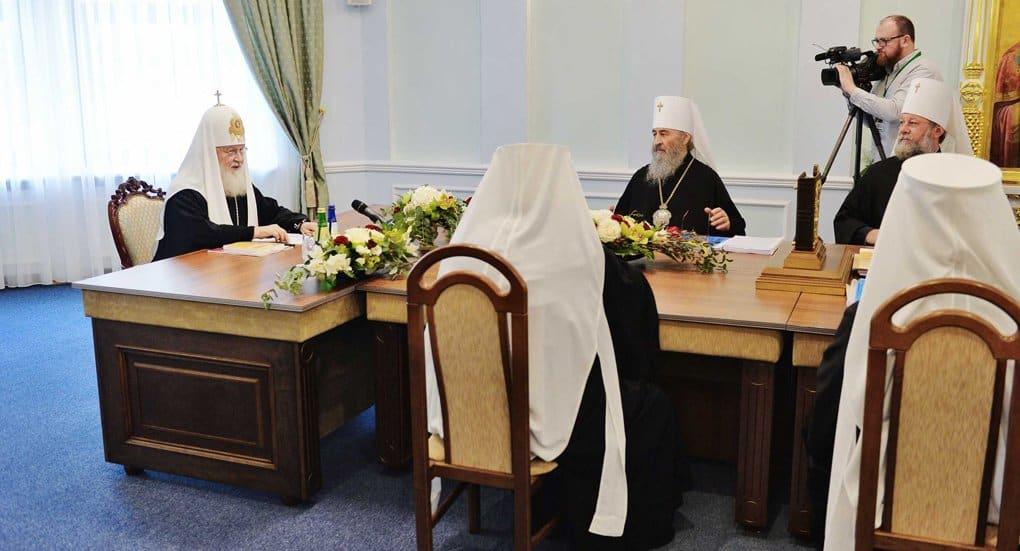 Синод назначил на кафедры в России и Беларуси трех новых епископов
