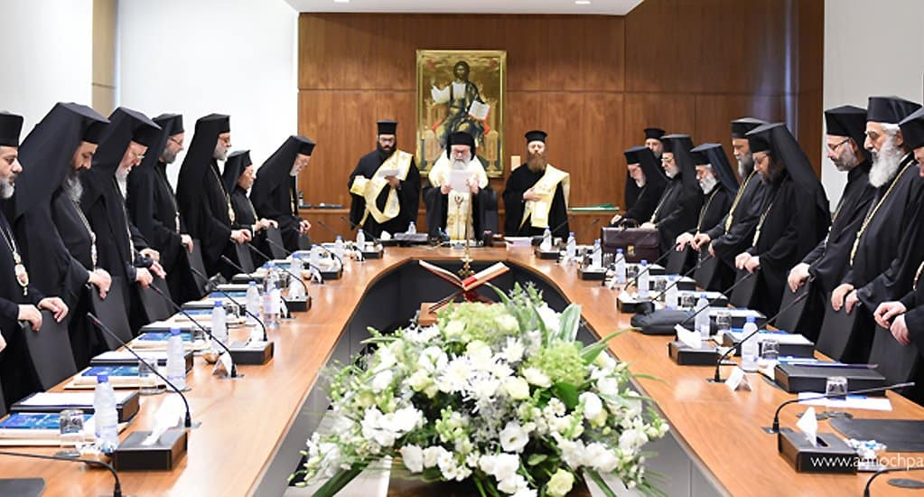 Антиохийская Церковь призвала Константинополь срочно провести Синаксис из-за ситуации на Украине