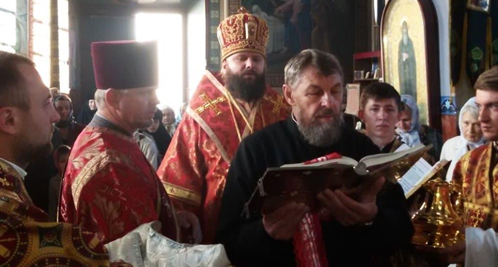 В Ровенской епархии «священник»-раскольник вернулся в каноническую Церковь