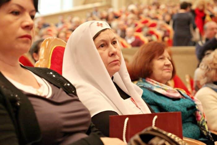 В Москве состоялся V Форум православных женщин