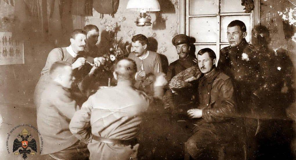 В Ярославле начали оцифровывать семейные архивы участников Первой мировой