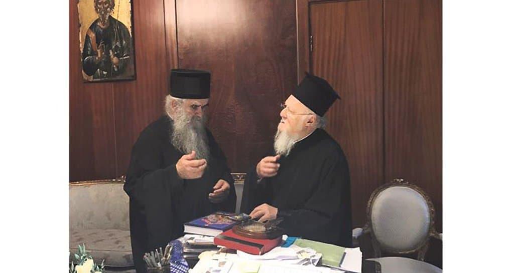 Сербская Церковь еще раз призвала Константинополь решить украинский вопрос на Всеправославном Соборе