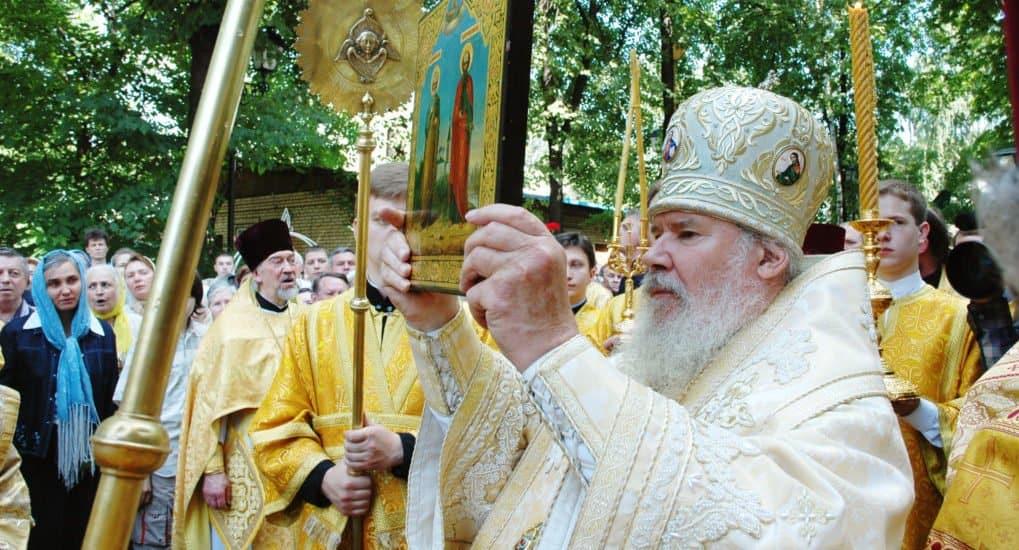 Иконописец Александр Чашкин: «Как Патриарх Алексий II спас меня от бандитов»