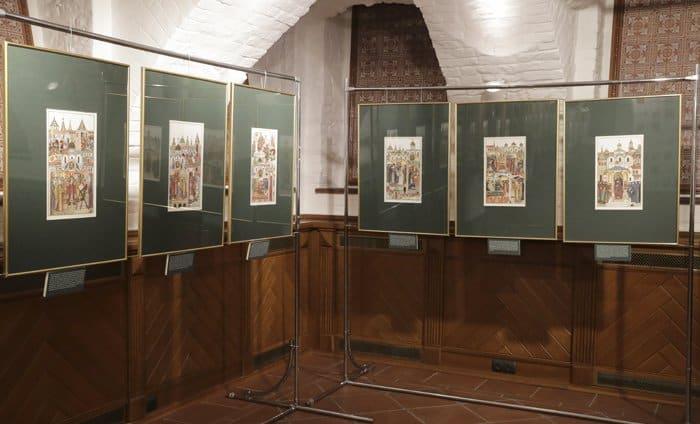 700-летие духовного подвига князя Михаила Тверского отметили в Москве выставкой и спектаклем