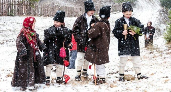 Рождество по-румынски