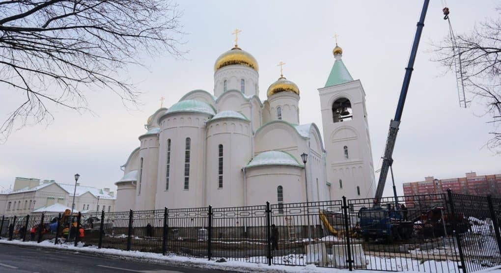 В Москве за 2018 год стало на 25 храмов больше, теперь их – 1179