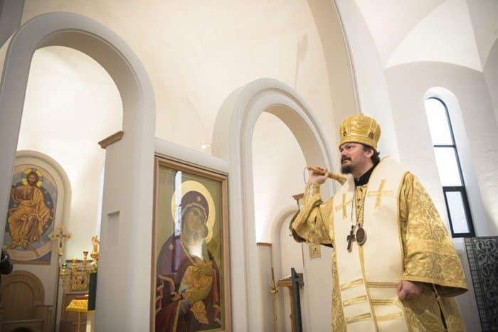 В Страсбурге освятили русский храм, на который жертвовали даже неправославные