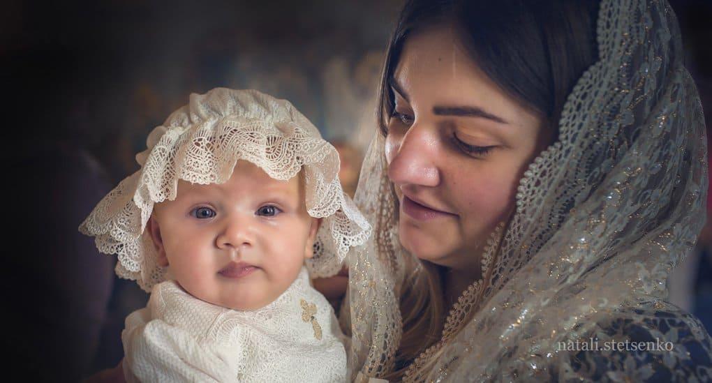 Обязанности крестной мамы
