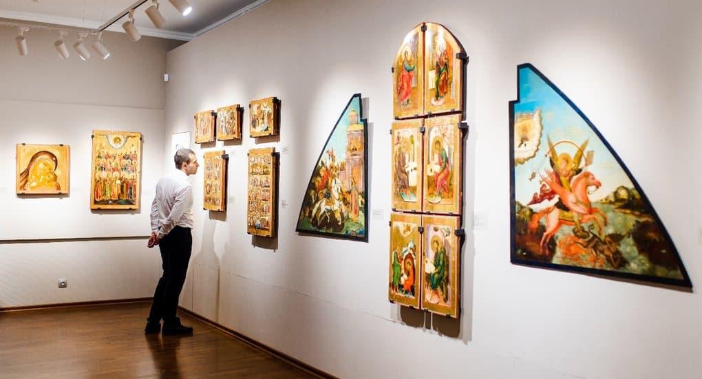Экспозицию уникальных Невьянских икон восстановили в музее Екатеринбурга