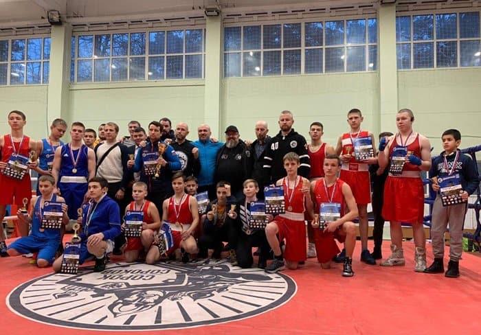 Православные единоборцы померились силой на турнире-фестивале в Жуковском
