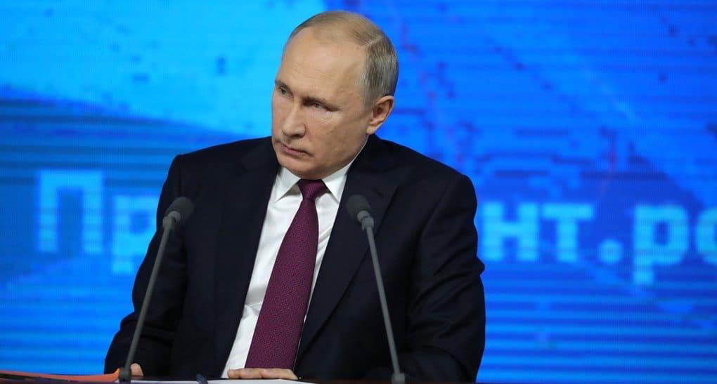 Усилия власти направлены на справедливую социализацию, - Владимир Путин