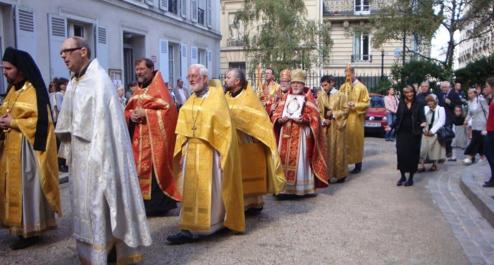«Русский экзархат» может стать новым церковным образованием в составе Московского Патриархата