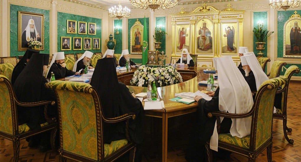Синод призвал Поместные Церкви не признавать новую структуру раскольников на Украине