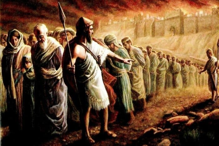 «Совершил Господь гнев Свой, излил ярость гнева Своего», – читаем и разбираем самую трагическую библейскую книгу