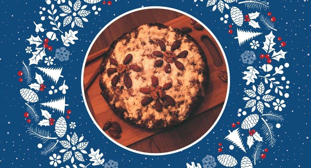 Рождественский кекс: рецепт