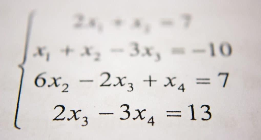 Не дается математика, что делать, кому молиться?
