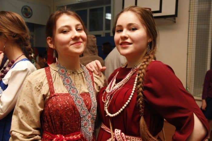 Святочные вечерки в Екатеринбурге