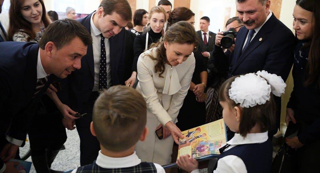 Анна Кузнецова останется Уполномоченным по правам ребенка еще на 5 лет