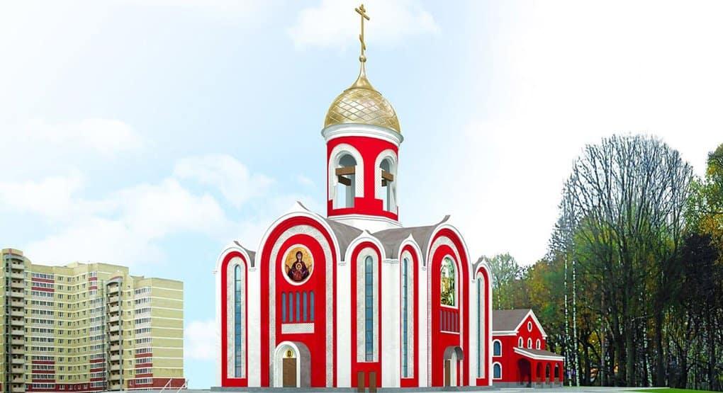 Началась подготовка к отделке внутреннего убранства главного храма Росгвардии