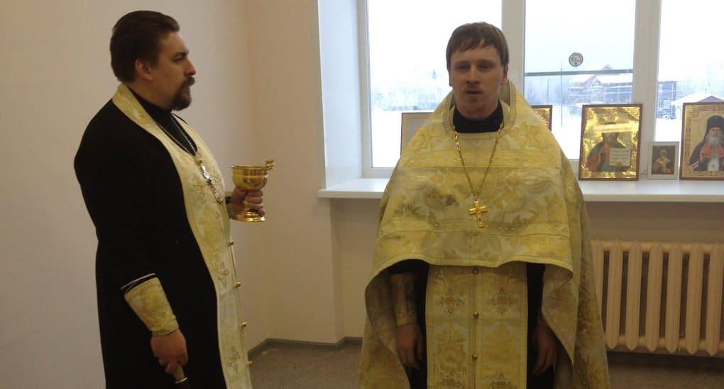 В архангельской больнице открыли комнату для молитвы в честь Луки Крымского