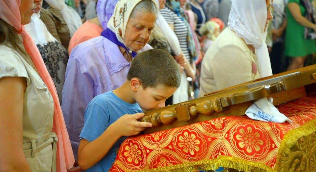 Белгород – лидер по вовлеченности жителей в православную культуру