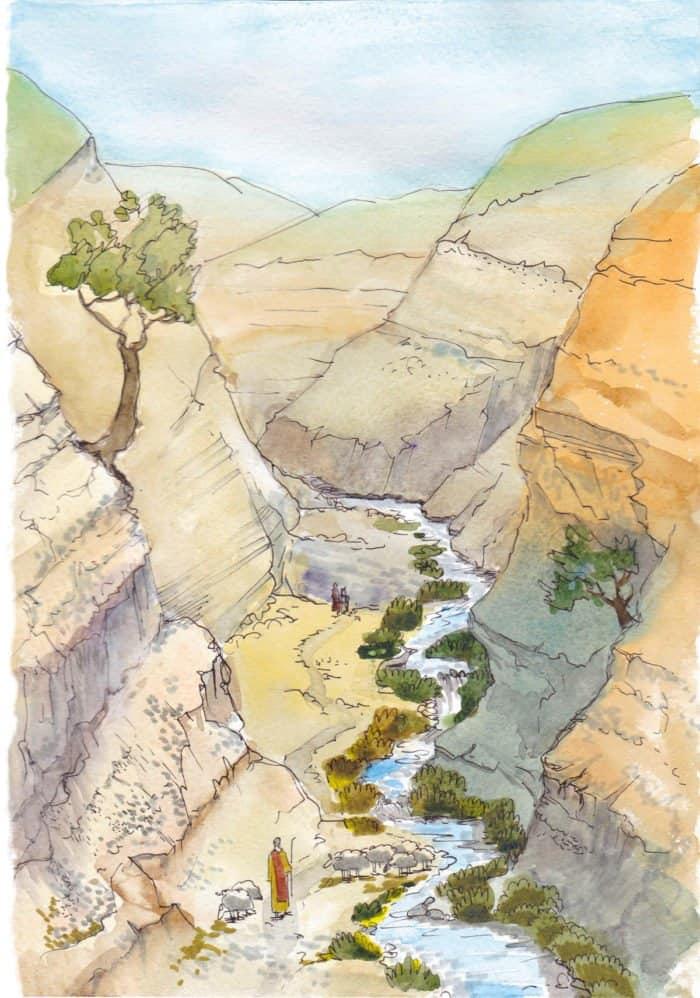 Водный мир Евангелия