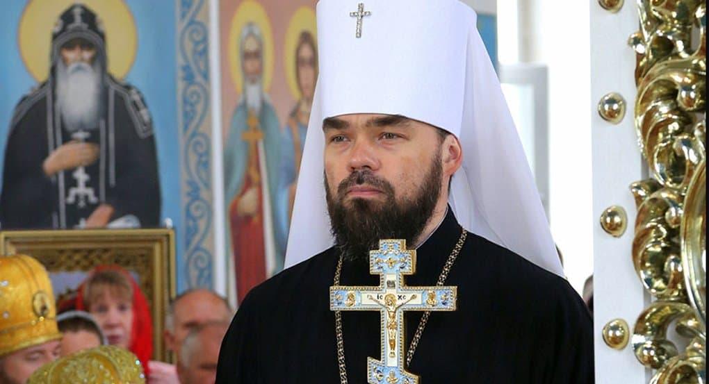 В Церкви призвали обеспечить свободу передвижения митрополита Горловского Митрофана