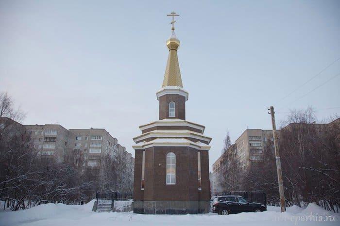 В одном из храмов Архангельска после каждой Литургии читают жития новомучеников