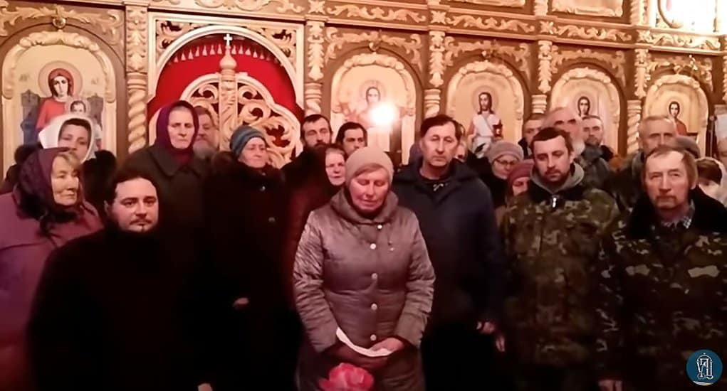 Община в Сумской области записала видеообращение с просьбой защитить храм от захвата раскольниками