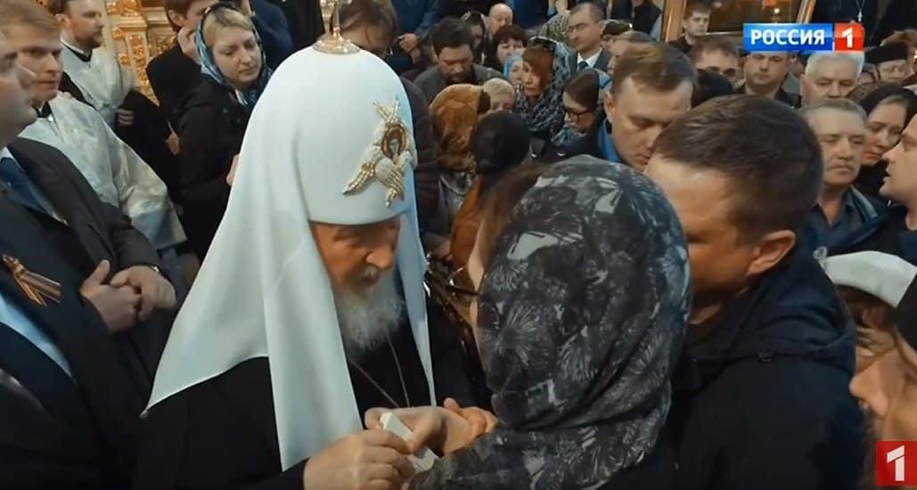 К 10-летию интронизации Святейшего Патриарха Кирилла: документальный фильм «Человек»