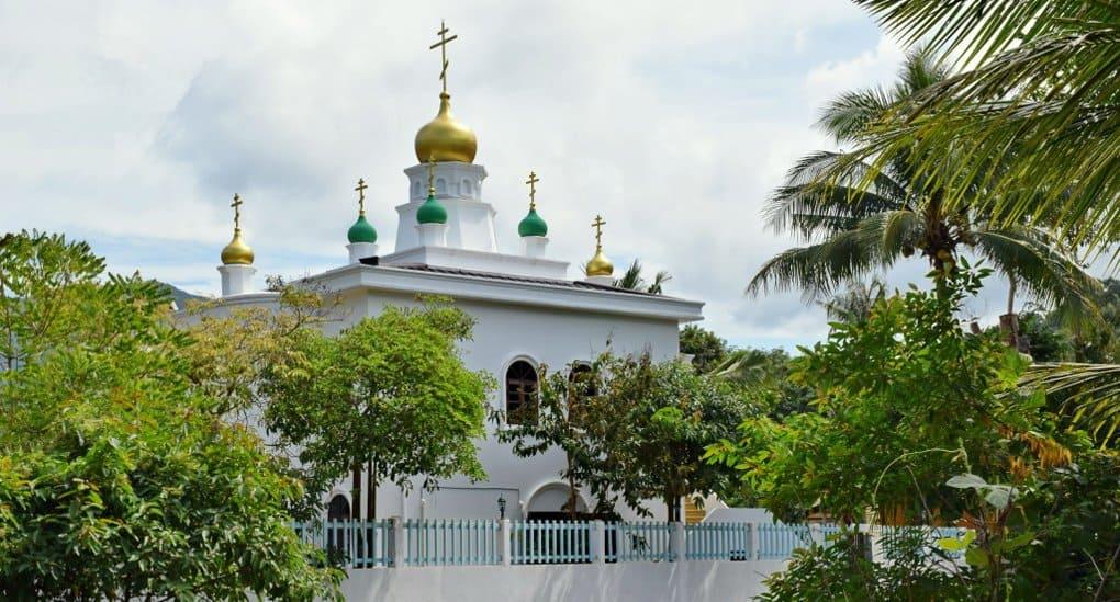 В Юго-Восточной Азии образованы четыре епархии Русской Церкви
