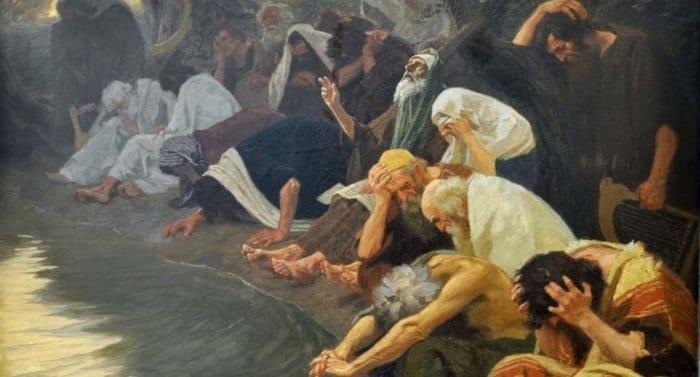 На реках Вавилонских