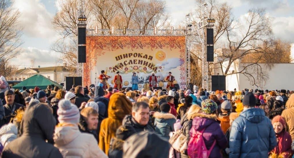 Путеводитель: Масленица в Москве 2019
